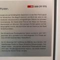 Informationen Schild Lokführer